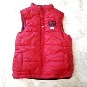 Ecko Unlimited puffer vest 3T